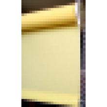 Ручная роспись из цветной ткани с алюминиевой рейкой для Windows
