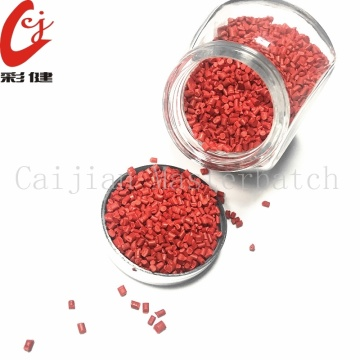 Κόκκινο Nylon Color Masterbatch Granule