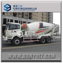 Foton Auman Benz Cooperation 10m3 12m3 Concrete Truck