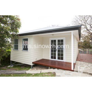 Bungalow Prefabricated Frame Steel