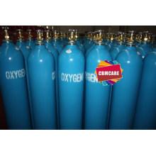 Portable Pin Index Aluminum Oxygen Cylinders