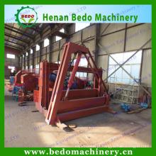 Novo Tipo Hidráulico Cepo Vertical Hidráulico / Madeira / Madeira Splitter Log 0086 133 4386 9946