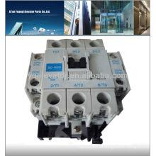 Contactor magnético del elevador de mitsubishi, contactor eléctrico del mitsubishi
