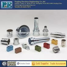 Pièces de traction en aluminium personnalisées