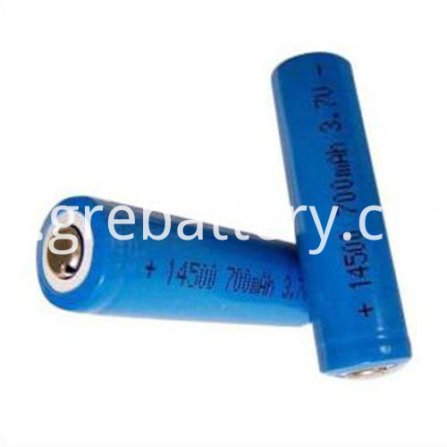 AA Size Lithium Battery