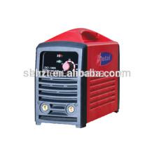Plástico barato MMA-140 inversor máquina de solda com certificado CE