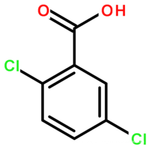 2, 5-Dichlorobenzoic Acid CAS No. 50-79-3 2, 5-Dichloro-Benzoicaci