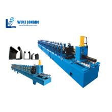 Machine de formage de la série de canaux en U de volets roulants en métal