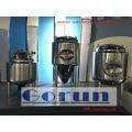 Мини пивоваренное оборудование / ресторанная пивоварня (CE)
