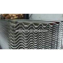 5005 Folha / chapa de alumínio ondulado