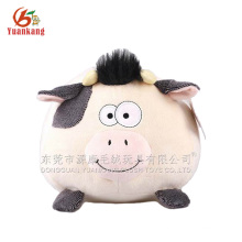 Purchase from china toy factory for white and black plush baby cartoon pigs