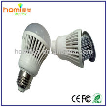 2014 new 7w E27 B22 plastic led bulbs hot popular bulb energy saving Environment-friendly led bulb