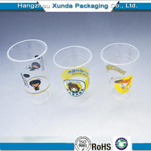 Disposable Plastic Cups for Juice