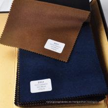 tela de cachemira de señora lana para chaqueta