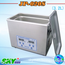 3L Ultrasonic Dental Cleaner Bath for Dental Clinic with Free SUS Basket & Lid (JP-020S)