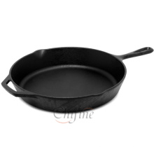 Customized Cast Aluminum Frying Pan