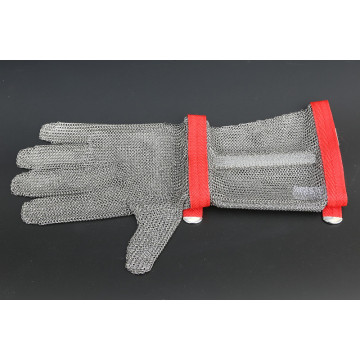 Ring Mesh Gloves- manguito largo