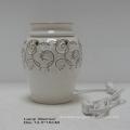 Electric Lamp Warmer W/Clear Bulb - 11ce10675