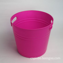 Without Handle Plastic Champagne Ice Bucket (PT5535-1)