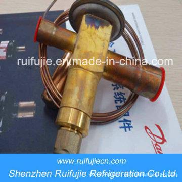 Vannes d'expansion thermostatiques Danfoss R404A / R507 / R22 / R134A Ten2