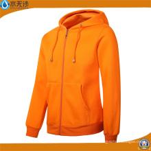 Women Hoodie Brand Cotton Zip up Sweater Hoody