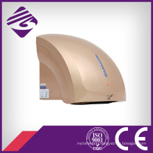 Golden Wall Mounted Small ABS Hotel Automatic Hand Dryer (JN70904C)