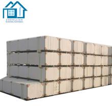 Materiales de construcción de construcción Los paneles de pared de AAC