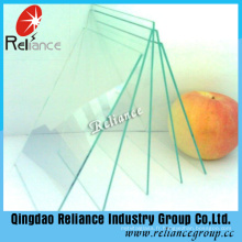 1-2,7 mm Clear Sheet Glass / Photo Frame Glass for Decoration