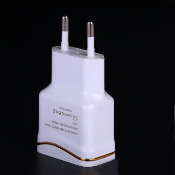 Factory supplied for Mobile Phone Charger 10W usb power adapter EU plug supply to Portugal Suppliers