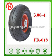 10'' pneumatic /rubber wheel barrow tire 3.00-4 truckle 3.50/4.10-4