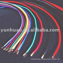 Lead wires UL VDE standard