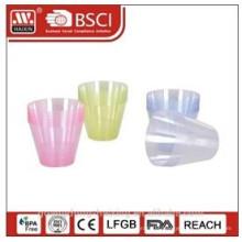 copo plástico 0,26 L 8 pcs
