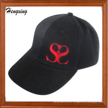 Black fashion Embroidery Baseball Cap