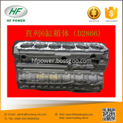 MAN D2866 diesel engines cylinder block