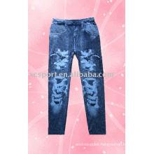 Fashion Seamless all over printing pantyhose