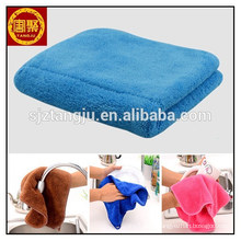 high water-aborption coral fleece micro fibre rags cleaning cloths