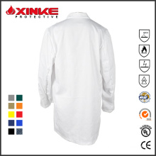 cotton doctor coat for hospital