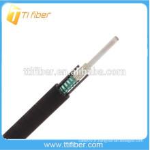 2-12 Câble fibre optique cadré GYXTW, GYXTW Câble fibre optique blindé