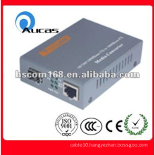 10/100M fiber optic media converter ,with supporting 100Base-FX standard