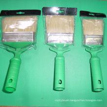 Eterna THB-010 plastic handle white bristle and pet hollow filament ceiling brush