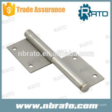 RH-121 PVC door stainless steel flag hinge