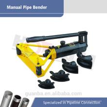 Dobrador hidráulico manual da tubulação de HHW-1A China