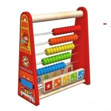 New Fashion Wooden Bead Rack Abakus Spielzeug für Kinder und Kinder