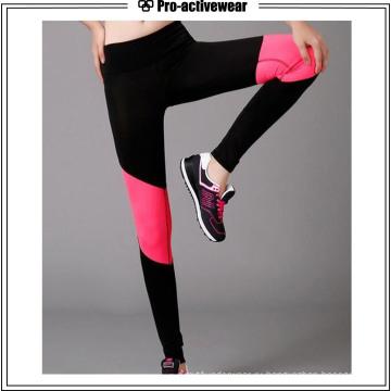 Оптовые пользовательские женские брюки для фитнеса и женские брюки с компрессионной йогой