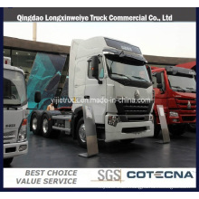 Top Sales HOWO T7h Tractor Truck with Man Technology