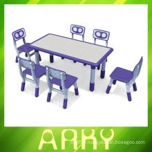 2016 NOUVEAU Design Sell Children Plastic Table