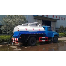 Dongfeng 4X2 160HP Sewage Vacuum Suction Waste Collector Truck