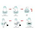 80L Kneader Mixer Strengthen type