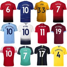 Maillots de football de Premier League
