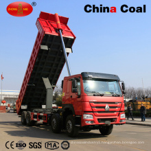 Sinotruk 6*4 Self Heavy Loading Dump Truck